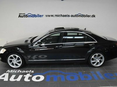 used Mercedes S320 3,0 CDi aut. lang