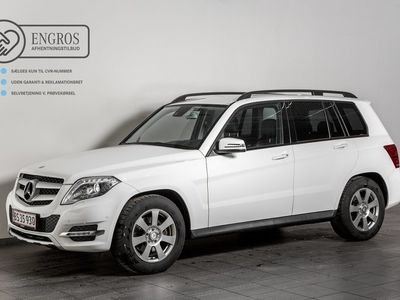 usata Mercedes GLK220 2,2 CDi aut. BE