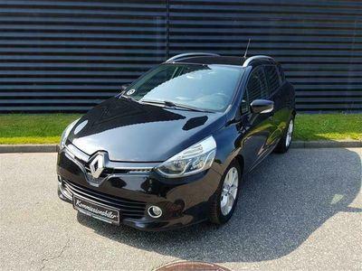 brugt Renault Clio Sport Tourer 1,5 DCI Limited 75HK Stc