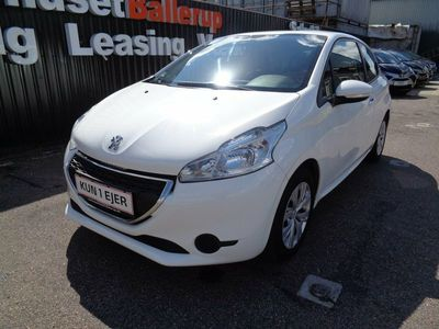 used Peugeot 208 1,2 VTi Active