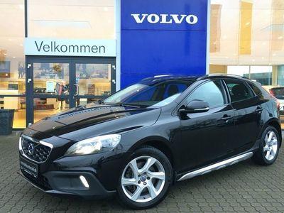 brugt Volvo V40 CC 2,0 D2 Momentum 120HK Stc 6g