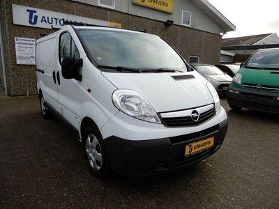 brugt Opel Vivaro 2,0 CDTi 90 Van L1H1