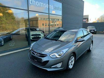 brugt Hyundai i40 1,7 CRDi 136 Premium