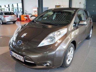 gebraucht Nissan Leaf el EL Acenta 30 kWh 109HK 5d Aut.