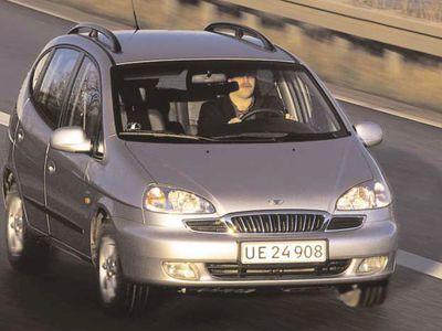 używany Chevrolet Tacuma 2,0