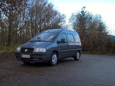 brugt Fiat Scudo 2,0 JTD 109HK