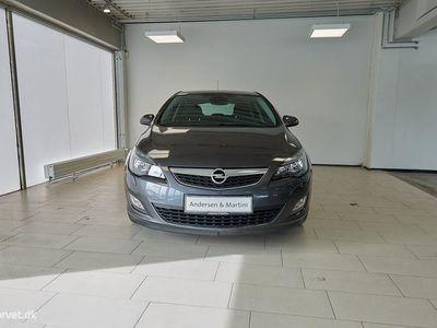 brugt Opel Astra 4 Turbo Enjoy 140HK 5d 6g