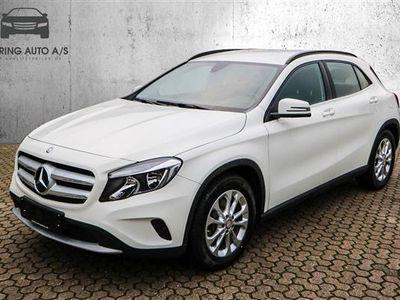 brugt Mercedes GLA250 2,0 211HK 5d 6g