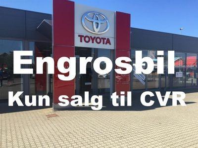 brugt Toyota Auris 1,4 D-4D Linea Luna 90HK 5d
