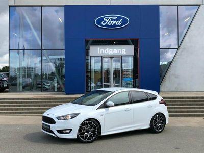 brugt Ford Focus 1,5 SCTi 150 ST-Line