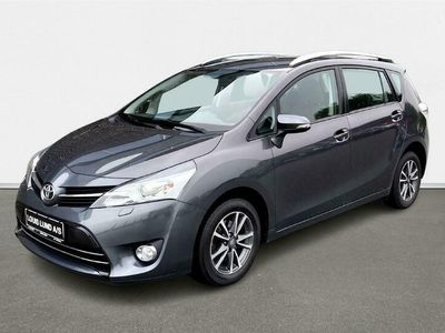 brugt Toyota Verso 1,8 VVT-I T2 Touch 147HK 6g C