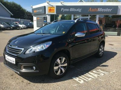 brugt Peugeot 2008 1,6 BlueHDi 100 Style