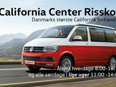 used VW California 2,0 TDi 150 Ocean DSG