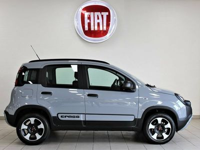 gebraucht Fiat Panda Cross 1,2 69 City