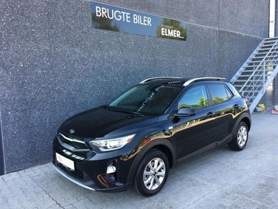 brugt Kia Stonic 1,0 T-GDI Attraction 120HK 5d 6g