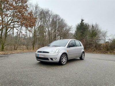 brugt Ford Fiesta 1,4 Trend 80HK 5d