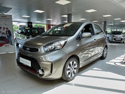 käytetty Kia Picanto 0 MPI Collection Sport 66HK 5d