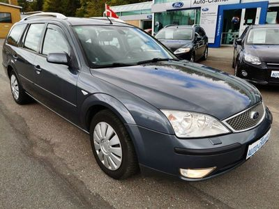 brugt Ford Mondeo 2,0 145 Limited Edition stc.