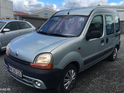 brugt Renault Kangoo 1,4 Privilege 75HK Aut.
