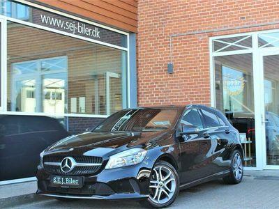 brugt Mercedes A200 d 2,1 CDI 7G-DCT 136HK 5d 7g Aut. A+