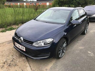 brugt VW Golf 1.4 TSI BMT 122 HK 4 DØRS
