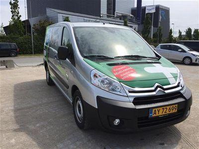 brugt Citroën Jumpy L2H1 2,0 HDi FAP Premium 125HK Van 6g