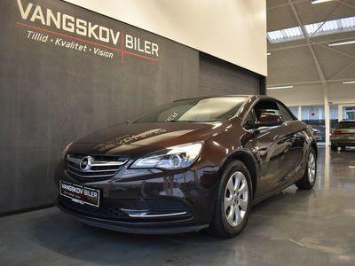 brugt Opel Cascada 1,4 T 140