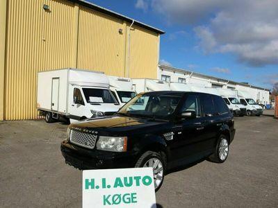 brugt Land Rover Range Rover Sport 3,6 TDV8 SE aut. Van
