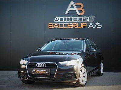brugt Audi A4 2,0 TDi 150 Sport S-tr.
