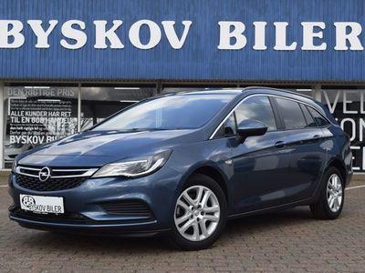 brugt Opel Astra 1,6 CDTi 136 Enjoy ST