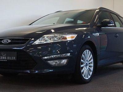 brugt Ford Mondeo 2,0 TDCi 140 Collection stc. aut