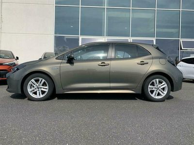 brugt Toyota Corolla 1,8 Hybrid H3 E-CVT 122HK 5d Trinl. Gear A+++