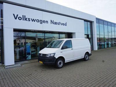 brugt VW Transporter 2,0 TDi 84 Kassevogn kort