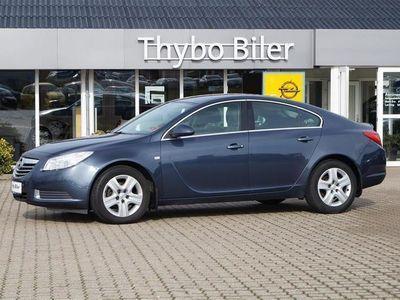 brugt Opel Insignia 2,0 CDTI Edition 160HK 5d 6g