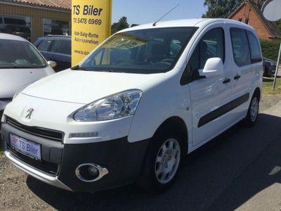 brugt Peugeot Partner Tepee 1,6 VTi 98 Active