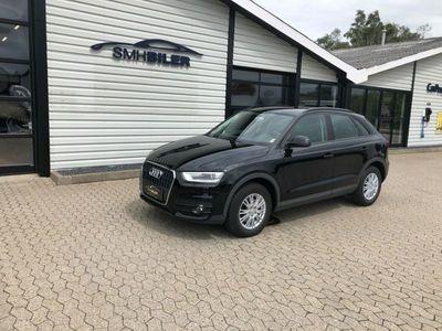 brugt Audi Q3 2,0 TFSi 170 quattro S-tr.