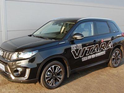 brugt Suzuki Vitara 1,4 Boosterjet Adventure 140HK 5d 6g Aut.