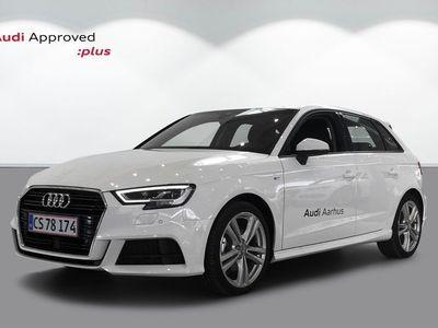 brugt Audi A3 Sportback 35 TDi Limited+ S-tr.