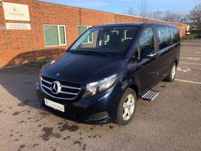 brugt Mercedes V250 d 2,2 aut. lang