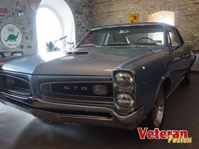 brugt Pontiac GTO V8 389