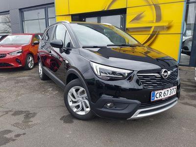 brugt Opel Crossland X 1,2 T Elegance Start/Stop 110HK 5d