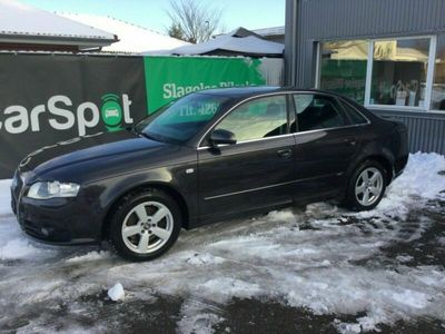 brugt Audi A4 1,8 T 163 S-line