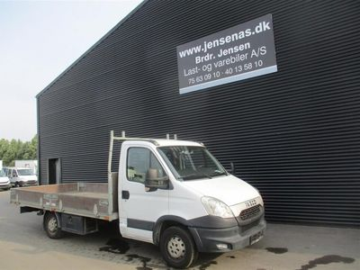 brugt Iveco Daily 35S15 3750mm 2,3 D 146HK Ladv./Chas. 6g 2014