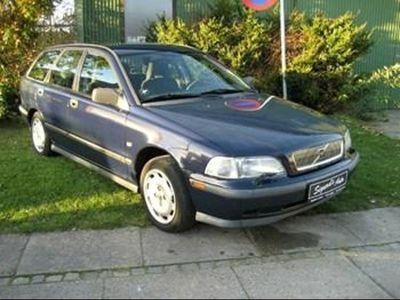 brugt Volvo V40 1,8 116HK Stc