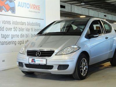 used Mercedes A160 2,0 CDI 82HK 5d