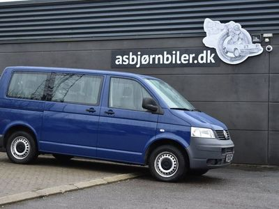 gebraucht VW Caravelle 2,5 TDi 130 Trendline lang