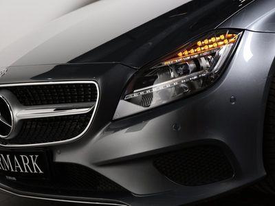 brugt Mercedes CLS220 d aut.