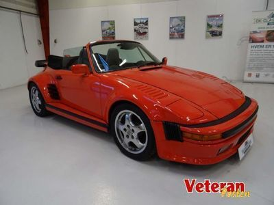 brugt Porsche 911 Slantnose look