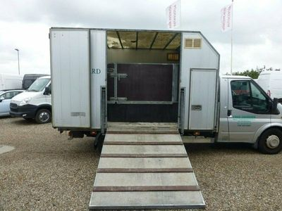 brugt Ford Transit 425 LF Chassis 2,4 TDCi 140