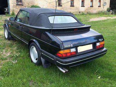 brugt Saab 900 Cabriolet 900 i